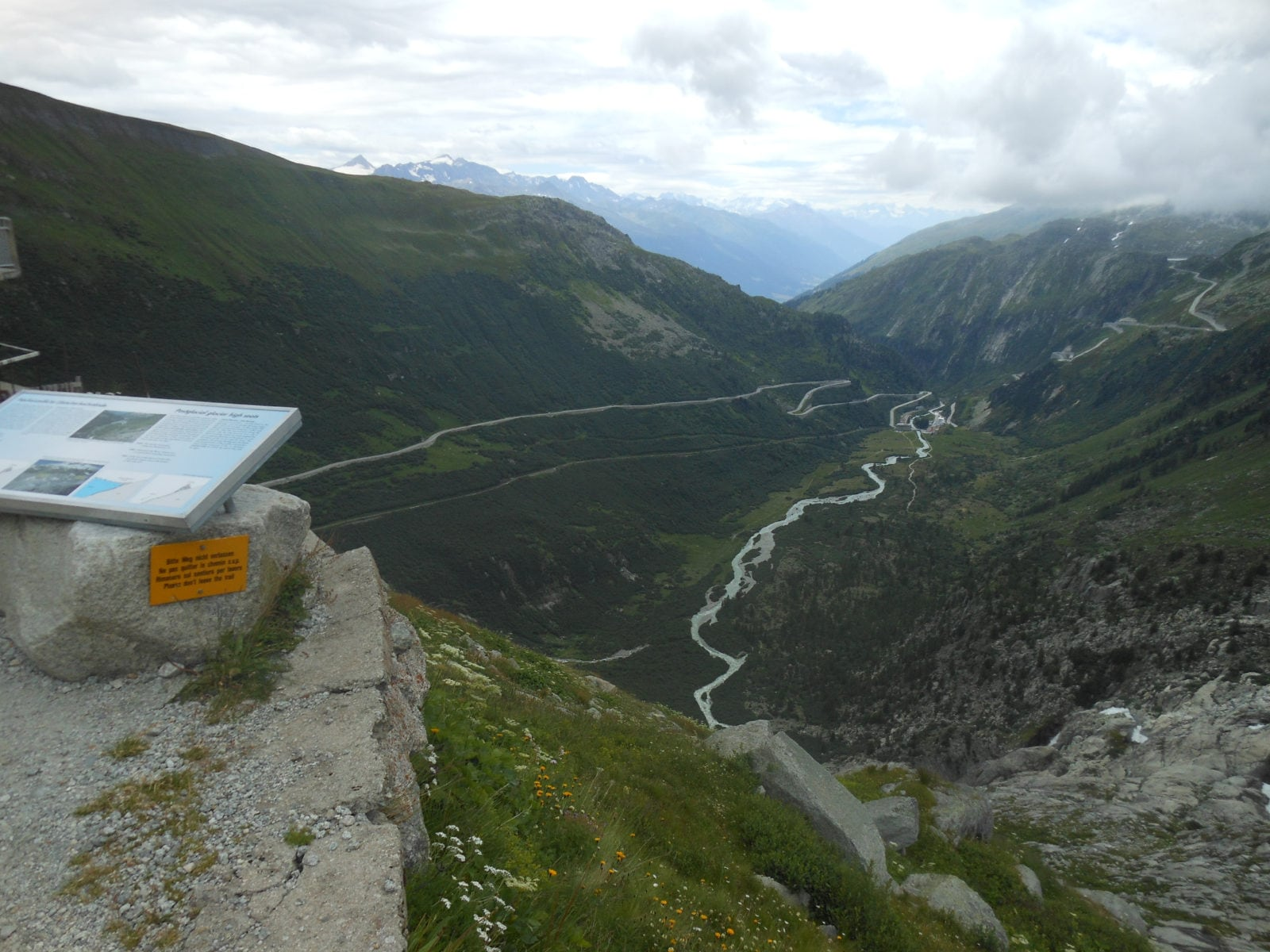 Virée au Glacier du Rhône