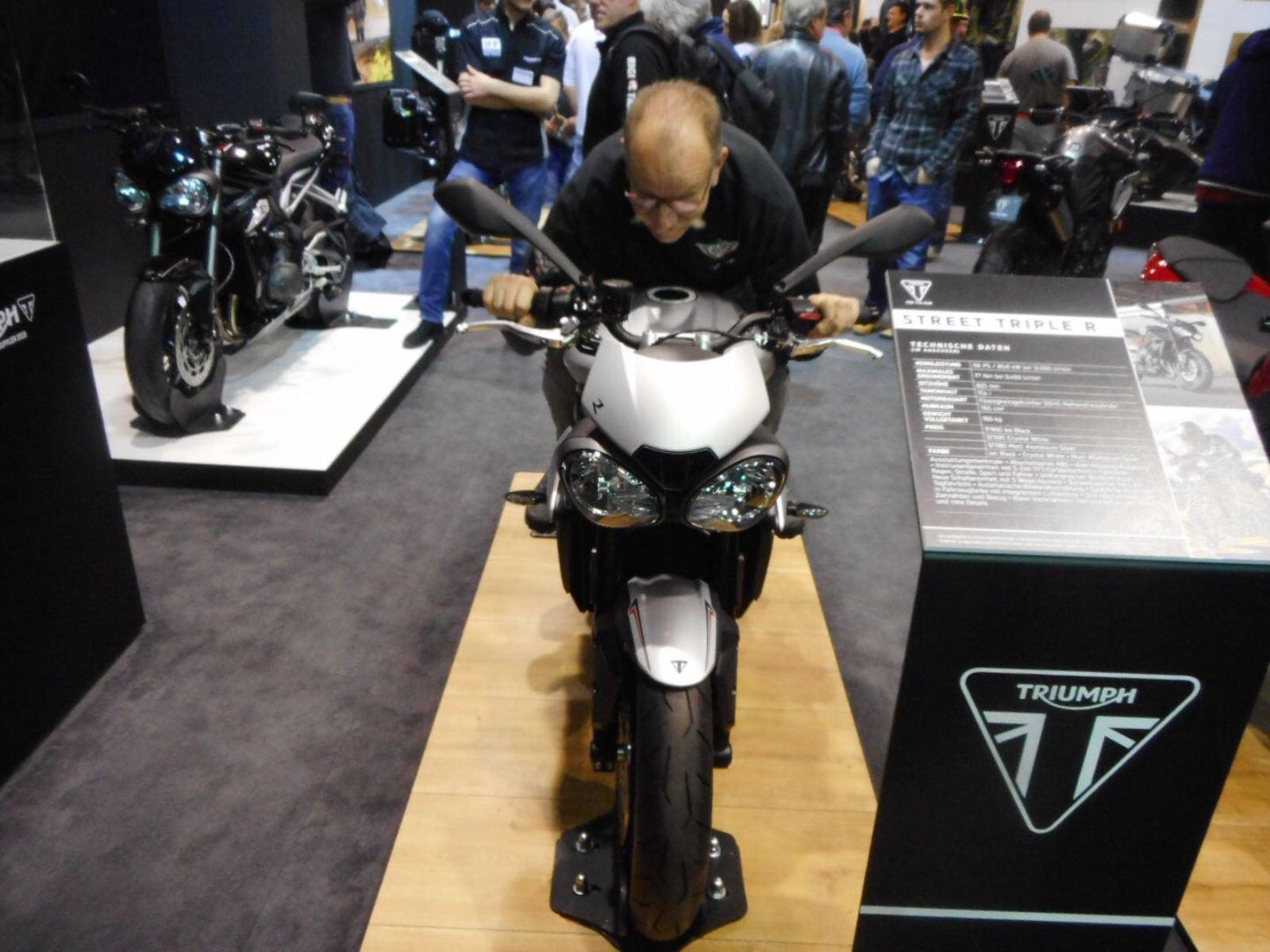 Salon Moto Zurich