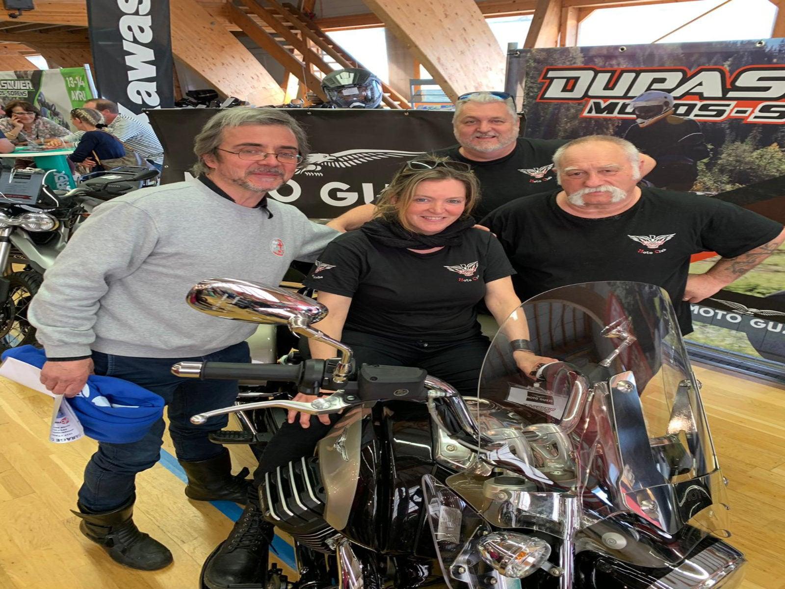 Expo Moto Villeneuve