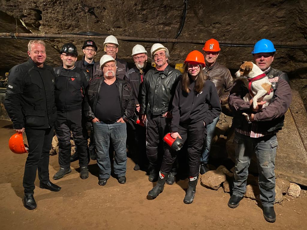 Virée 12 juillet Jura Mine D'asphalte