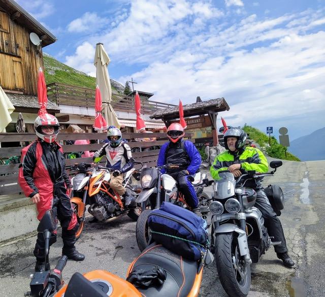 Virée 28 juin organisé par Daniel région Haut-Savoie